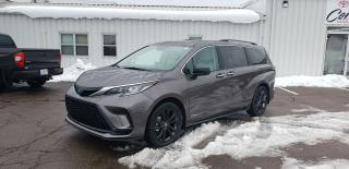 New 2021 Toyota Sienna XSE FWD 7-PASS SIENNA XSE FWD 7-PASS for sale in Port Hawkesbury, NS
