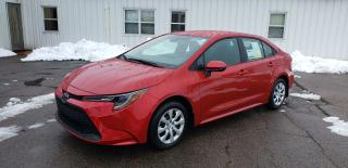 New 2021 Toyota Corolla LE CVT COROLLA LE CVT for sale in Port Hawkesbury, NS