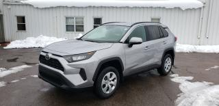 New 2021 Toyota RAV4 LE AWD RAV4 LE AWD for sale in Port Hawkesbury, NS