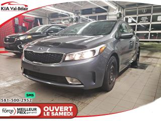 Used 2018 Kia Forte *LX+*CAMÉRA*CRUISE*BLUETOOTH*A/C* for sale in Québec, QC