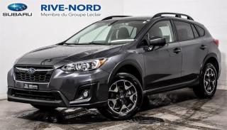 Used 2020 Subaru XV Crosstrek Touring CAM.RECUL+MAGS+SIEGES.CHAUFFANTS for sale in Boisbriand, QC