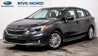 Used 2018 Subaru Impreza Sport EyeSight TOIT.OUVRANT+HID+MAGS for sale in Boisbriand, QC