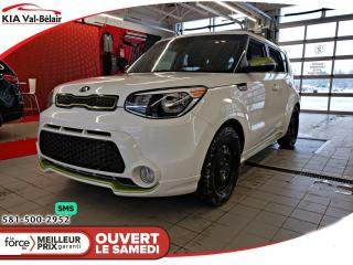Used 2016 Kia Soul *EX*ENERGY*BLUETOOTH*SIÈGE CHAUFF* for sale in Québec, QC