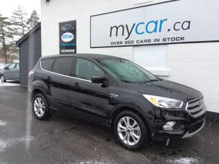 Used 2017 Ford Escape ALLOYS, BACKUP CAM, HEATED SEATS!! for sale in Kingston, ON