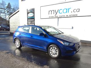 Used 2020 Hyundai Accent Preferred HEATED SEATS, ALLOYS, BACKUP CAM, APPLE CARPLAY!! for sale in North Bay, ON
