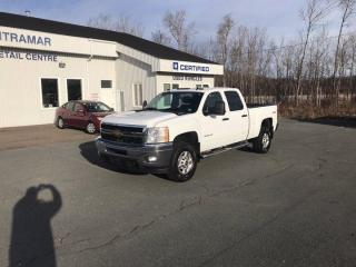 Used 2014 Chevrolet Silverado 2500 HD LT for sale in Amherst, NS