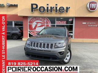 Used 2014 Jeep Compass North 4X4 SPORT for sale in Val-D'or, QC
