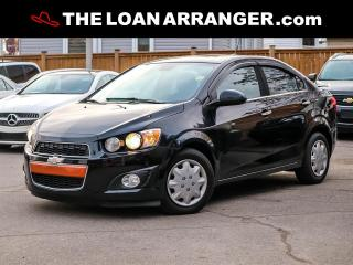 Used 2012 Chevrolet Sonic LT for sale in Barrie, ON