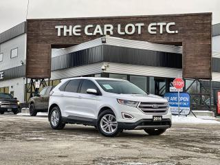 Used 2016 Ford Edge SEL AWD, Radio, Navigation, Backup Camera, Heated Seats. for sale in Sudbury, ON