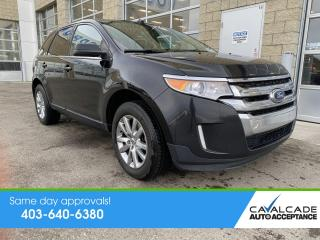 Used 2011 Ford Edge Limited for sale in Calgary, AB