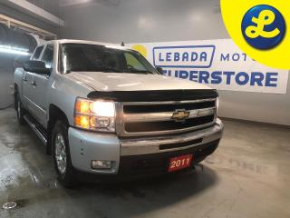 Used 2011 Chevrolet Silverado 1500 LT Z71 Crew Cab 4X4 5.3L V8 * 17 Alloy Rims * Bridge Stone All Terrain Tires * Hands Free Calling * Trailer Receiver W/ Pin Connector *  6 Passenger for sale in Cambridge, ON