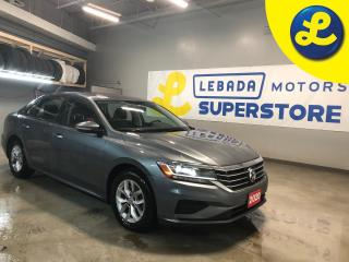 Used 2020 Volkswagen Passat Comfortline * Apple Car Play/Android Auto * Back Up Camera * Remote Starter *  Hands Free Calling * Heated Cloth Seats * Heated Mirrors * for sale in Cambridge, ON