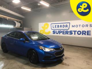 Used 2016 Chevrolet Cruze LT * Sunroof * Back Up Camera * Heated Cloth Seats * Bose Audio Sound System * 15 Steelies W/ Snow Tires * 16 Alloy Rims W/ Summer Tires *  Push But for sale in Cambridge, ON