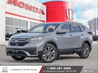 New 2021 Honda CR-V Sport HEATED SEATS | APPLE CARPLAY™ & ANDROID AUTO™ | HONDA SENSING TECHNOLOGIES for sale in Cambridge, ON