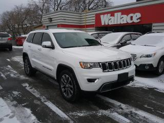 Used 2018 Jeep Grand Cherokee LIMITED 4WD for sale in Ottawa, ON