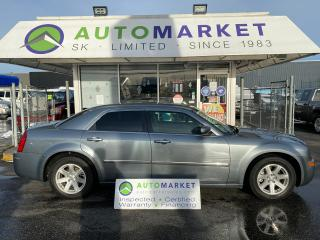 Used 2006 Chrysler 300 TOURING IN HOUSE LEASE TO OWN! FREE BCAA & WRNTY! IN HOUSE FINANCE IT! for sale in Langley, BC