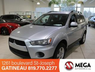 Used 2012 Mitsubishi Outlander ES 4WD for sale in Gatineau, QC
