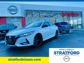 New 2021 Nissan Sentra SR for sale in Stratford, ON
