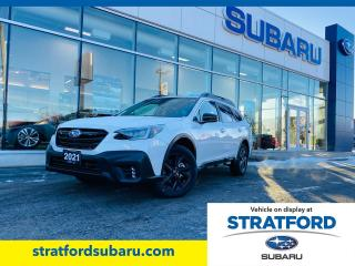 New 2021 Subaru Outback Outdoor XT for sale in Stratford, ON