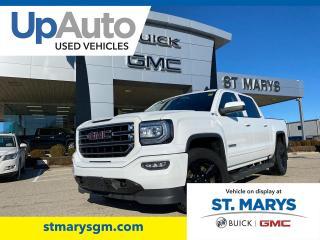 Used 2018 GMC Sierra 1500 SLE for sale in St. Marys, ON
