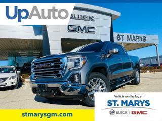 New 2021 GMC Sierra 1500 SLT 4WD for sale in St. Marys, ON