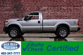 Used 2012 Ford F-250 4x4 Reg Cab XL for sale in Red Deer, AB