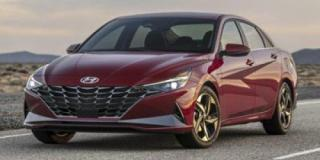 New 2021 Hyundai Elantra ULTIMATE W/TECH PKG/BLACK SEATS for sale in Mississauga, ON