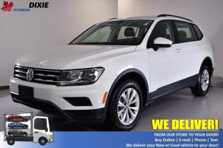 Used 2020 Volkswagen Tiguan Trendline for sale in Mississauga, ON