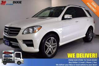 Used 2012 Mercedes-Benz ML-Class ML 350 BlueTEC for sale in Mississauga, ON