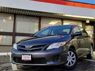 Used 2013 Toyota Corolla CE Heated Seats | Bluetooth for sale in Waterloo, ON