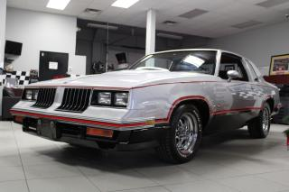 Used 1984 Oldsmobile Cutlass SUPREME AS-IS | 2-TONE! | RED INTERIOR! | ONTARIO VEHICLE! for sale in Bolton, ON