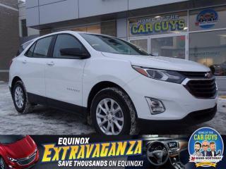 New 2021 Chevrolet Equinox LS for sale in Prince Albert, SK