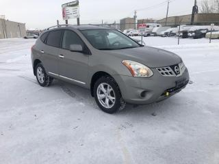 Used 2011 Nissan Rogue SV Heated Seats! Backup Cam for sale in Winnipeg, MB