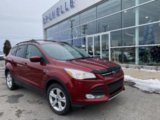 Used 2016 Ford Escape SE CUIR 2,0L AWD for sale in St-Eustache, QC
