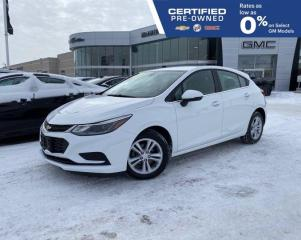 Used 2017 Chevrolet Cruze LT FWD | Heated Seats | Touchscreen Radio for sale in Winnipeg, MB