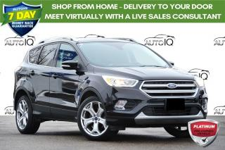 Used 2017 Ford Escape Titanium TITANIUM | 4WD | 2.0L ENGINE | TOURING PACKAGE for sale in Kitchener, ON