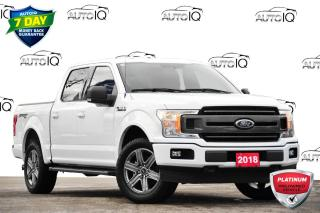 Used 2018 Ford F-150 XLT 302A | 2.7L ENGINE | SPORT PACKAGE for sale in Kitchener, ON