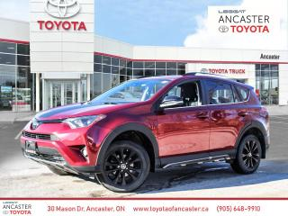 Used 2018 Toyota RAV4 Xle Trail Edition for sale in Ancaster, ON