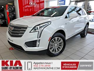 Used 2017 Cadillac XT5 LUXURY AWD ** TOIT PANO / CUIR for sale in St-Hyacinthe, QC