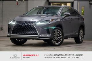 Used 2020 Lexus RX 450h EXECUTIF AWD; **RESERVE / ON-HOLD** $4,740 RABAIS DU PDSF - LIQUIDATION FINALE 2020 for sale in Lachine, QC