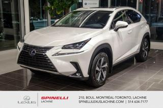 Used 2020 Lexus NX 300h EXECUTIVE AWD; CUIR TOIT CAMERA 360 GPS LSS+ $870 RABAIS DU PDSF - LIQUIDATION FINALE 2020 for sale in Lachine, QC