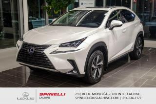Used 2020 Lexus NX 300h EXECUTIVE AWD; CUIR TOIT CAMERA 360 GPS LSS+ $4,370 RABAIS DU PDSF - LIQUIDATION FINALE 2020 for sale in Lachine, QC