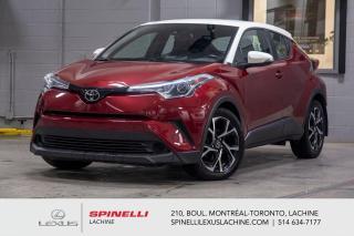 Used 2018 Toyota C-HR XLE PREMIUM; CAMERA ANGLES MORT MAGS 18'' TOIT BLANC - CAMÉRA DE RECUL - MONITEUR ANGLES MORT - MAGS 18'' - PRÉ COLLISION for sale in Lachine, QC