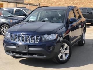 Used 2014 Jeep Compass Sport/North 4X4, LEATHER SEATS, CRUISE CONTROL & MORE for sale in Saskatoon, SK