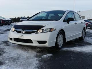 Used 2009 Honda Civic DX-G AIR CLIMATISE AUTOMATIQUE for sale in St-Georges, QC