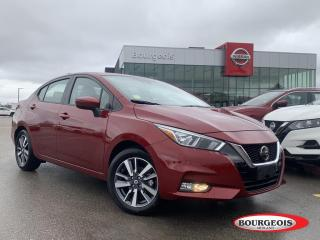 New 2021 Nissan Versa SV for sale in Midland, ON