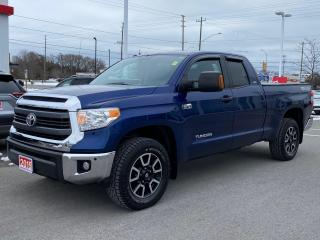 Used 2015 Toyota Tundra SR 5.7L V8 TRD+PLATINUM WARRANTY-120,000 KMS! for sale in Cobourg, ON