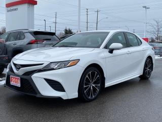 Used 2018 Toyota Camry SE UPGRADE-SUNROOF+MORE! for sale in Cobourg, ON