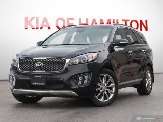 Used 2018 Kia Sorento SXL New Brakes, Serviced here, Accident Free for sale in Hamilton, ON