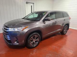 Used 2017 Toyota Highlander LE AWD for sale in Pembroke, ON